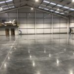 Refinishing Concrete Floors